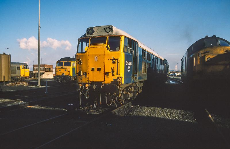 31416 Thornaby 19 November 1986
