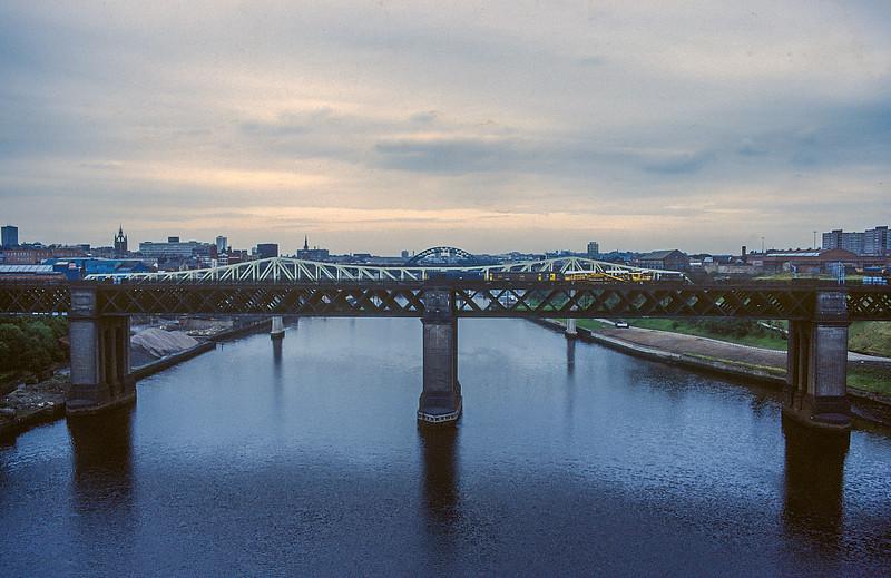 Gateshead 19 August 1987