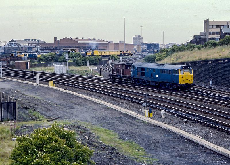 31278 Gateshead 19 August 1987