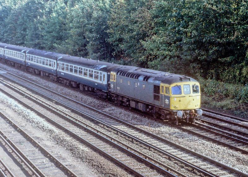 33021 Basingstoke 13 October 1982