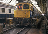 33032 sits at the head of the VSOE set at Fratton before working it back to London on 26 March 1986