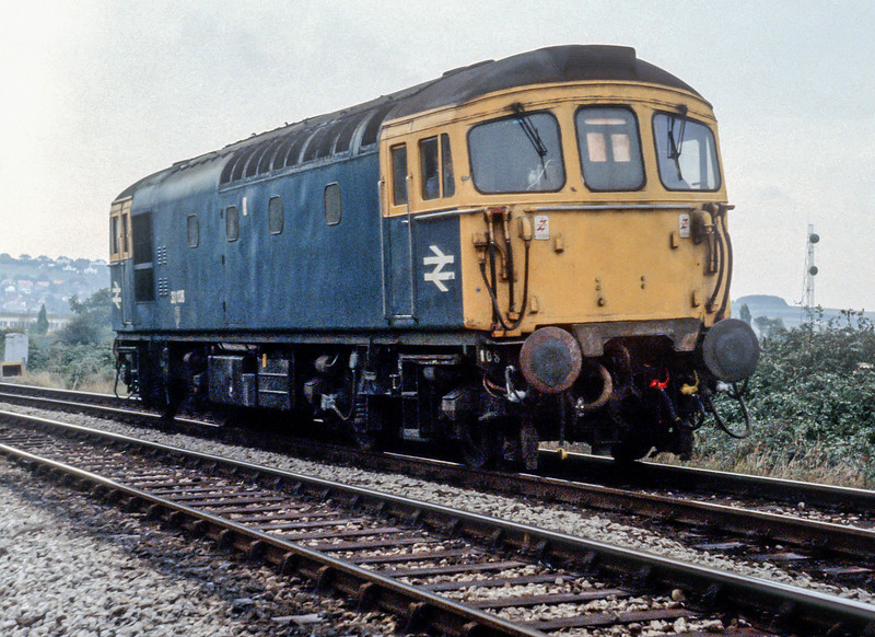 33108 Portcreek Junction, Portsmouth 17 October 1981