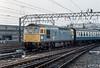 33021 Crewe 29 October 1982