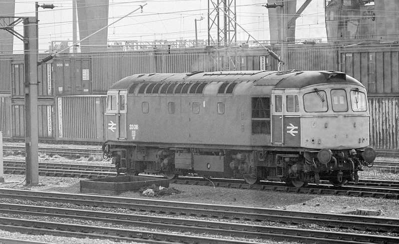33016 Willesden Jn. 20 February 1987