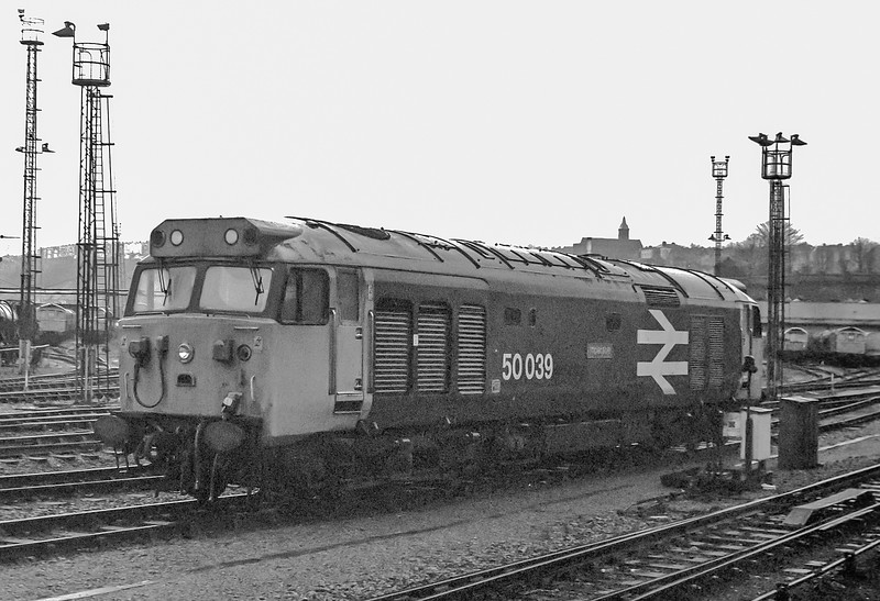 50039 Bristol Temple Meads 1 May 1983