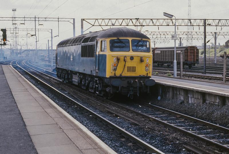 56044 Bescot 27 May 1986