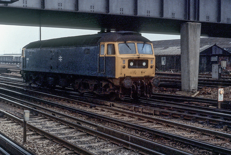 47231 Eastleigh 16 April 1981