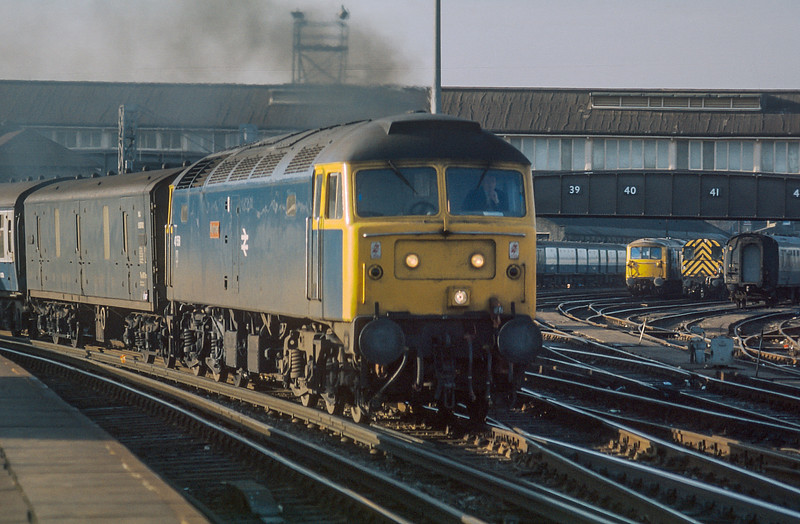 47558 Clapham Junction 20 January 1986
