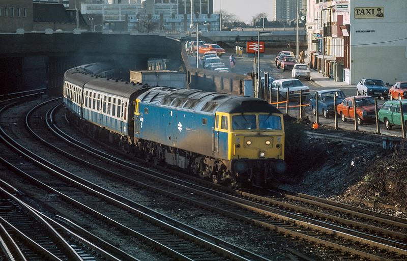 47428 Fratton 23 January 1986