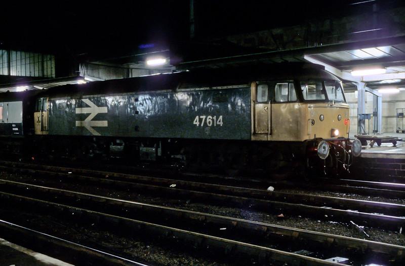 47614 Carlisle 10 November 1985