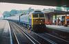 47613 Southampton Central 28 June 1986