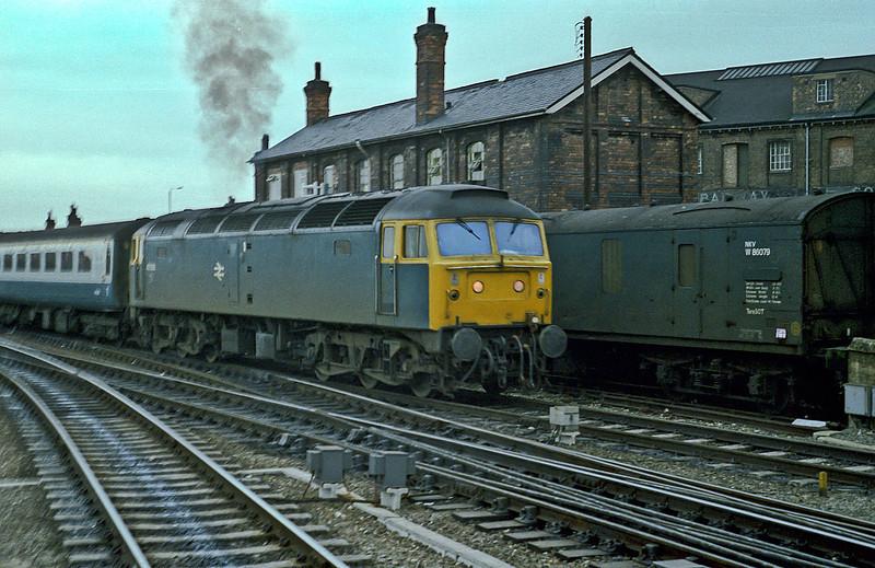 47508 Derby 24 November 1982