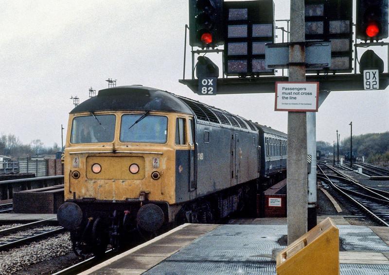 47490 Oxford 21 November 1981