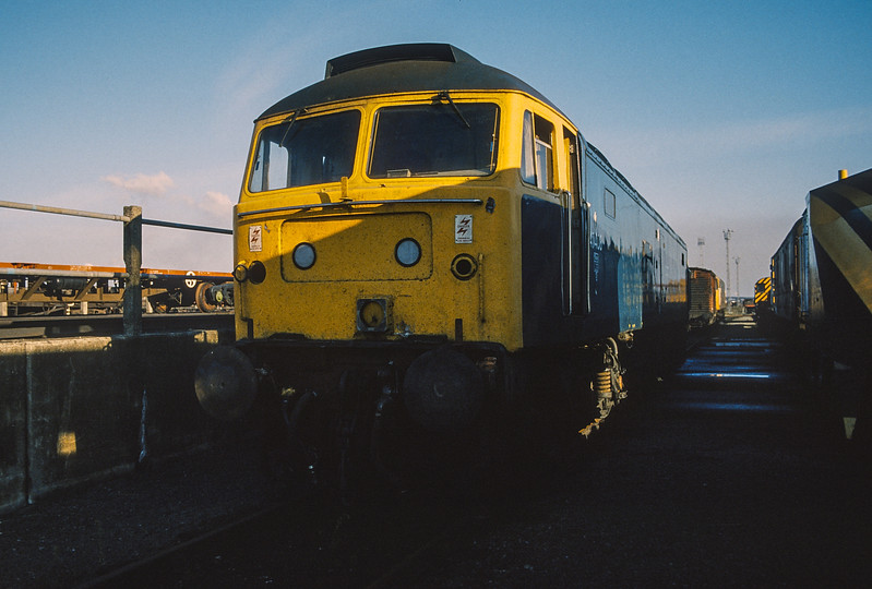 47408 Thornaby 19 November 1986