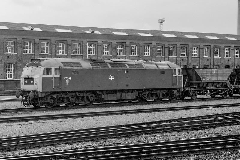 47292 Doncaster 28 April 1983