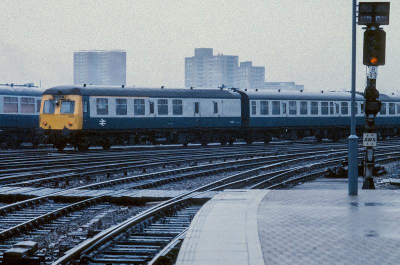 W51782 Bristol Temple Meads 13 November 1985