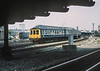 C577 set Bristol Temple Meads 14 June 1986