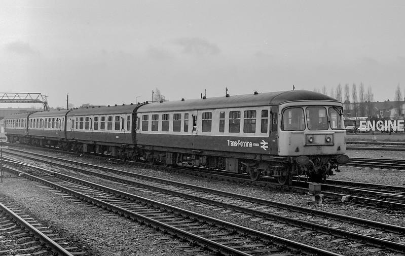 E51954 Doncaster 28 April 1984