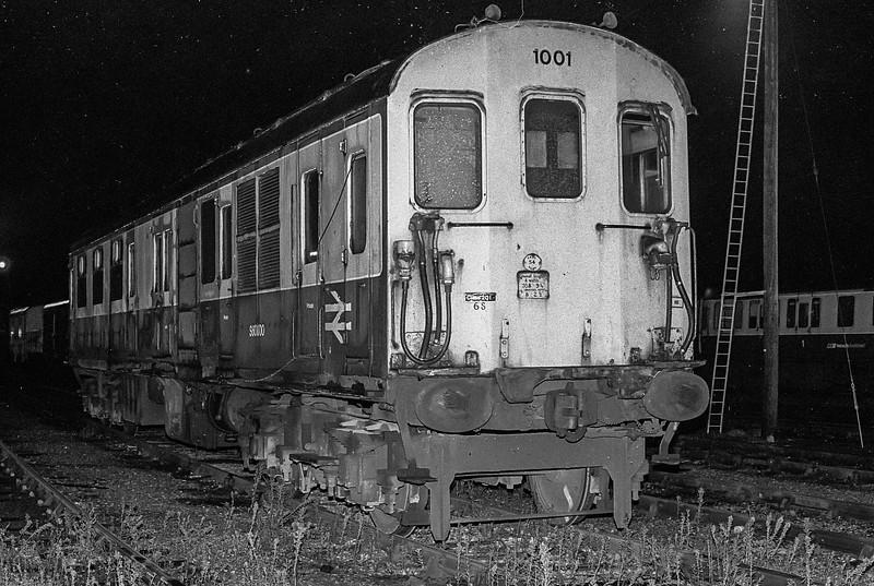 S60000 Eastleigh 3 November 1986
