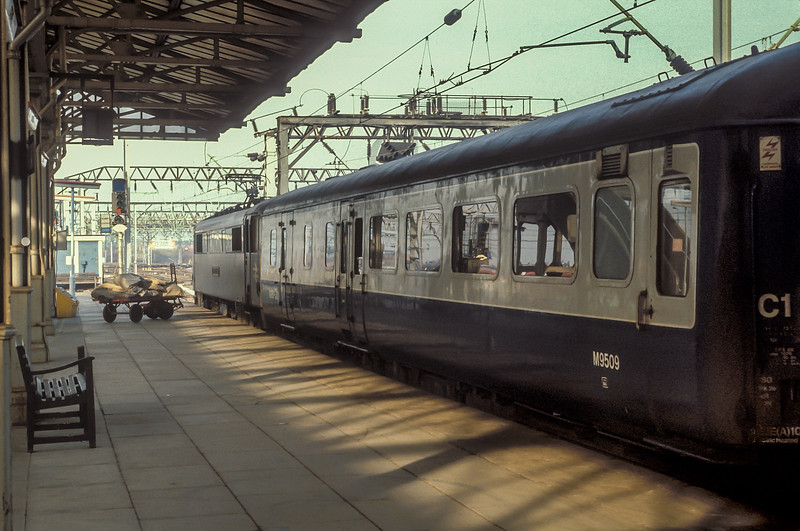 86102 Crewe 5 February 1985