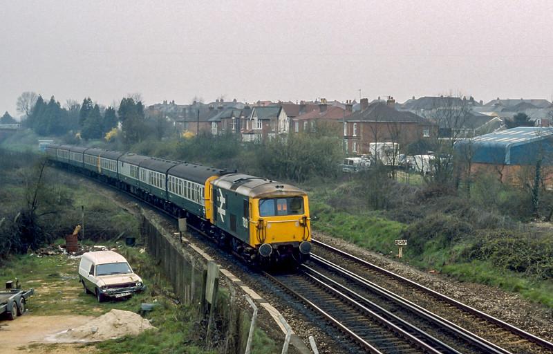 73131 Swaythling 26 February 1987