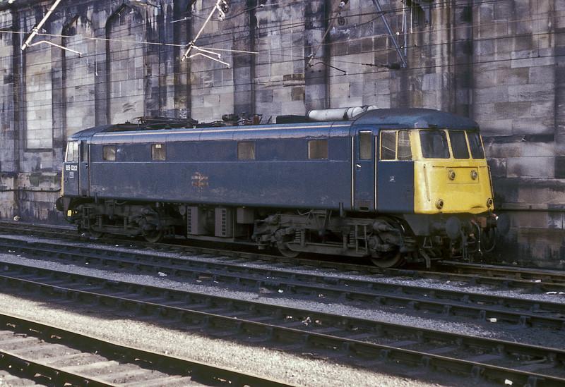 85032 Carlisle 25 May 1986
