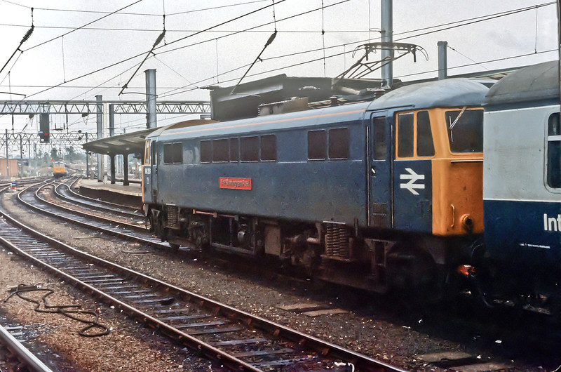 86251 is at Carlisle on 29 October 1982