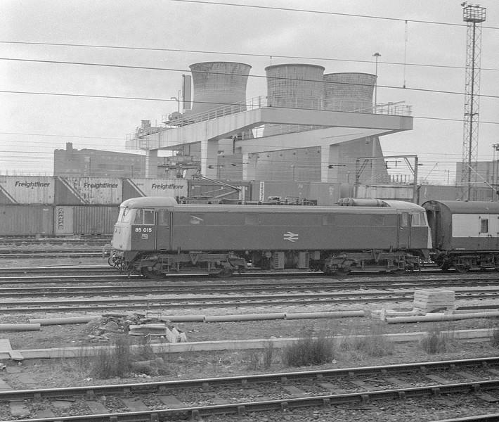 85015 Willesden 20 February 1987