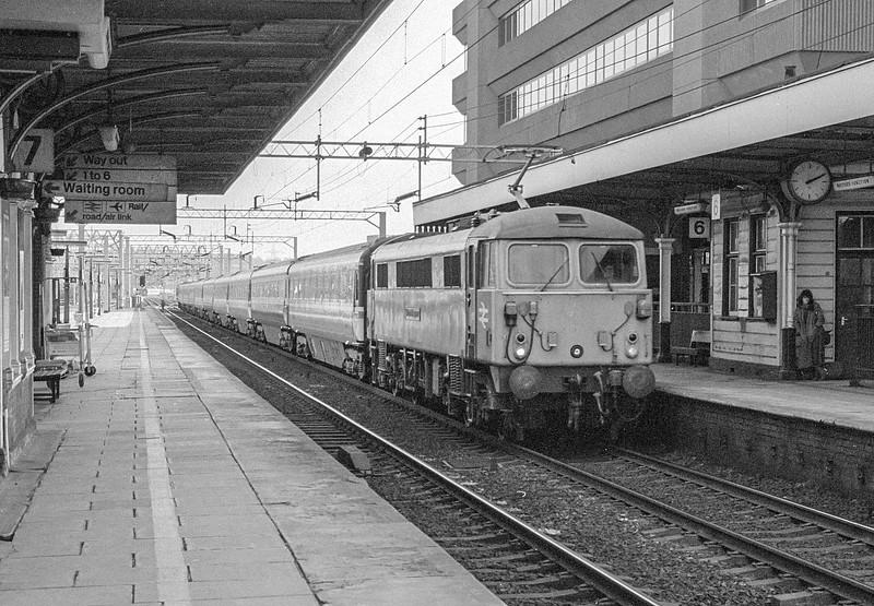 87034 Watford Jn. 20 February 1987