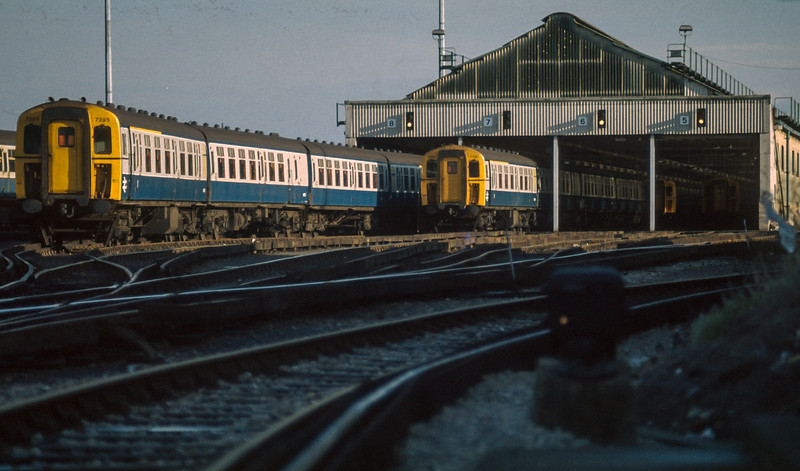 7395 + 7341 Fratton C.S. 23 January 1986