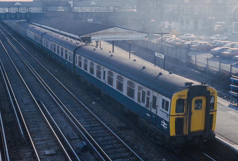 4REP 3009 Eastleigh 5 March 1985