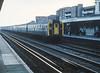 4REP 3008 + 4TC 426 & 430 Eastleigh 5 March 1985