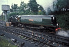 Class WC BR 34105 'Swanage' Ropley, Mid Hants Railway