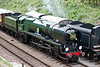 34059 'Sir Archibald Sinclair' Horsted Keynes, Buebell Railway 25 July 2010