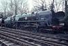 Class MN BR 35027 'Port Line' Sheffield Park, Bleubell Railway