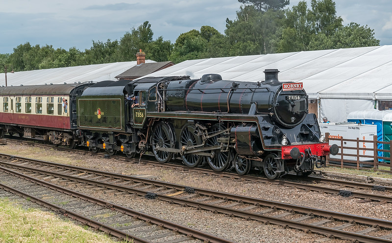 73156 Great Central, Quorn 15 June 2018