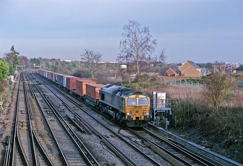 66559 Worting Junction 1 December 2009