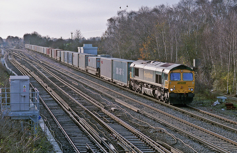 66579 Worting Junction 1 December 2009