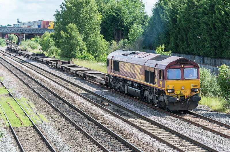 66034 Burton upon Trent 3 June 2017