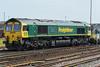66502 Eastleigh 3 July 2015