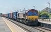 66093 Radley 16 July 2021   4M71 Southampton Western Docks to Birch Coppice