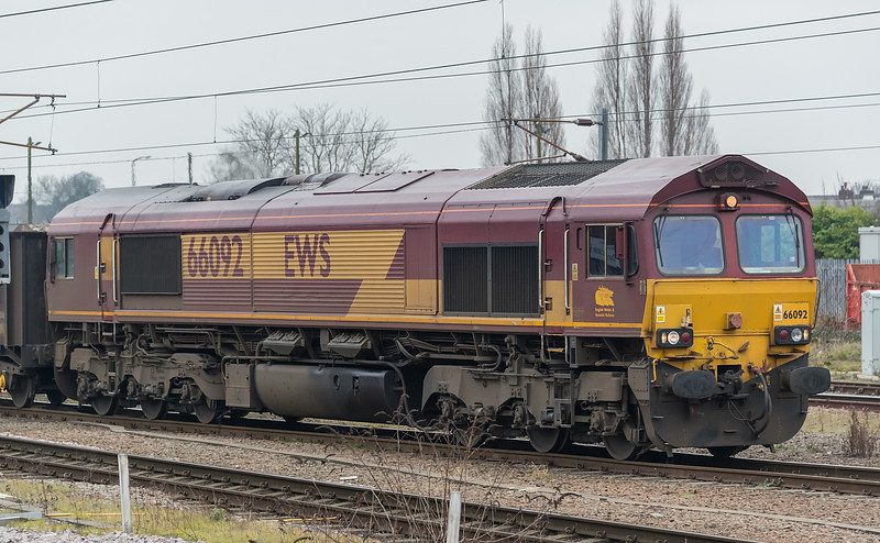 66092 Doncaster 7 February 2015