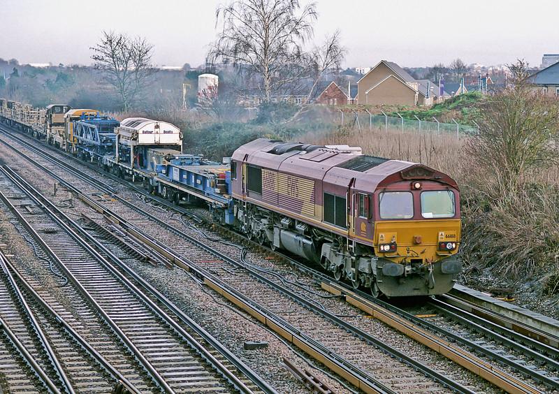 66188 Worting Junction 1 December 2009