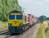 66415 Radley 16 July 2021   4M61 Southampton MCT to Trafford Park