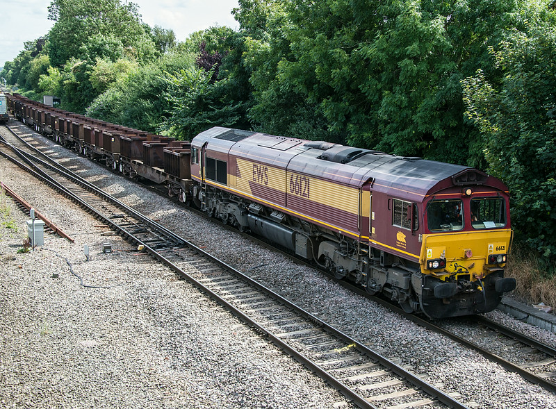 66121 Water Orton 12 August 2014