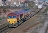 66085 Eastleigh November 2003