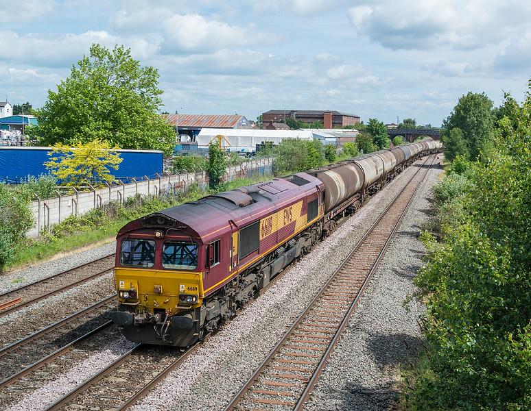 66119 Burton upon Trent 3 June 2017