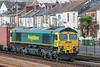 66516 Southampton Central 4 March 2014