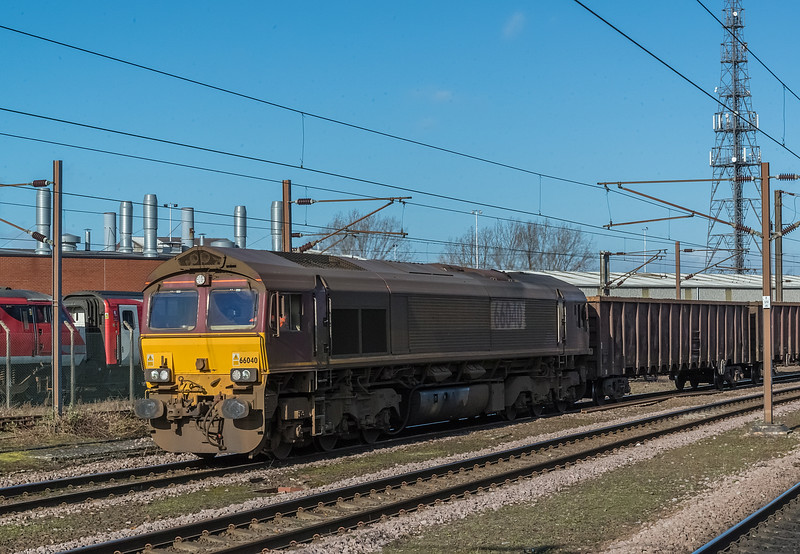 66040 Doncaster 8 February 2020