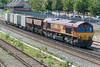 66007 Eastleigh 3 July 2015
